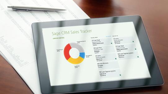 Sage CRM是如何让销售人员真正用起来的?