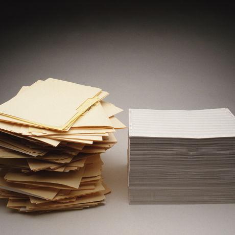 电子文档管理——精益且环保