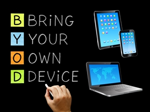 BYOD安全始于适当的培训