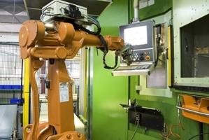 制造型机器人需要更高的精准度