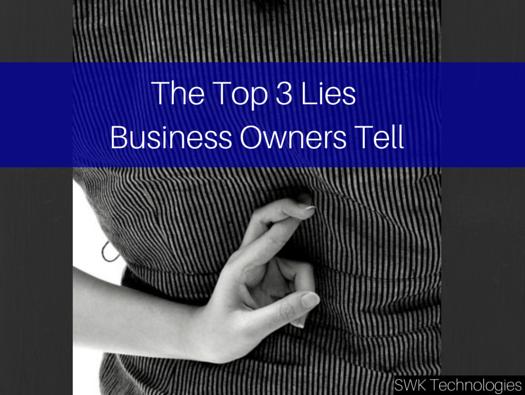 识破企业主的三大谎言