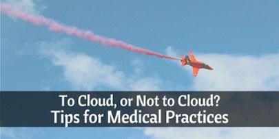 医疗企业是否该踏上云端之旅?
