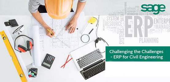 直面挑战:土木工程ERP