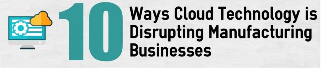 看云技术如何颠覆制造业