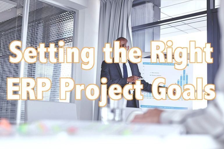 Setting the Right ERP Project Goals For Success译文
