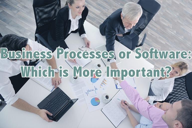 业务流程与软件:孰轻孰重?