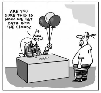 CFO为何不可小觑云技术
