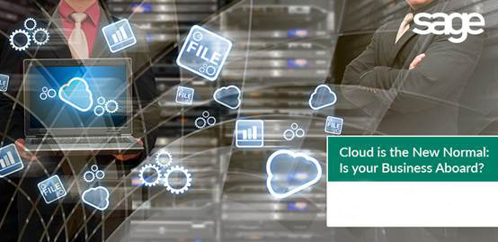 Cloud is the New Normal - Is your Business Aboa_译文