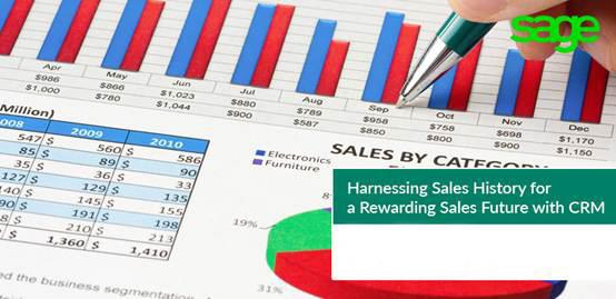 CRM历史销售数据为您洞察未来