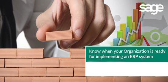 Know when your Organization is ready for implementing an ERP system译文