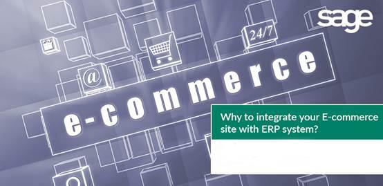 为何要在ERP系统中集成电商网站?