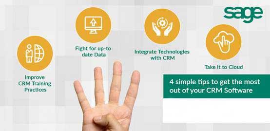 如何将CRM软件物尽其用