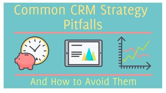CRM战略常见的漏洞及规避方法