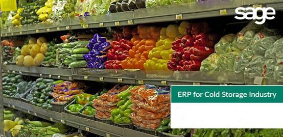 冷藏业ERP