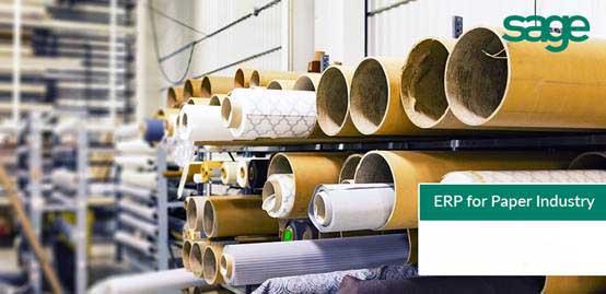 造纸业ERP简介