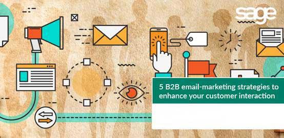 B2B企业邮件营销的五个小窍门