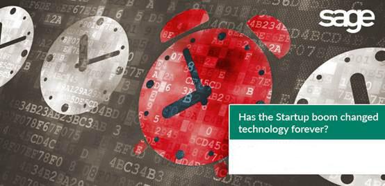 创业潮引发的技术变革