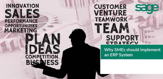成长型企业为何要实施ERP?