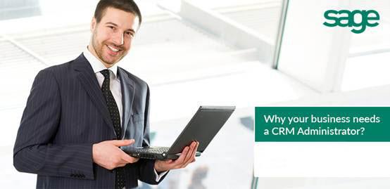 企业为何需要CRM管理员