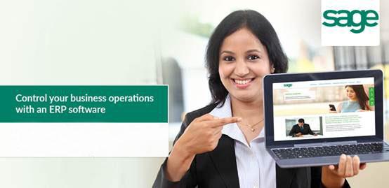 用ERP软件掌控商业活动
