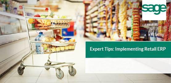 专家建议:如何实施零售业ERP