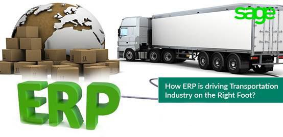 ERP如何推动交通运输业的发展