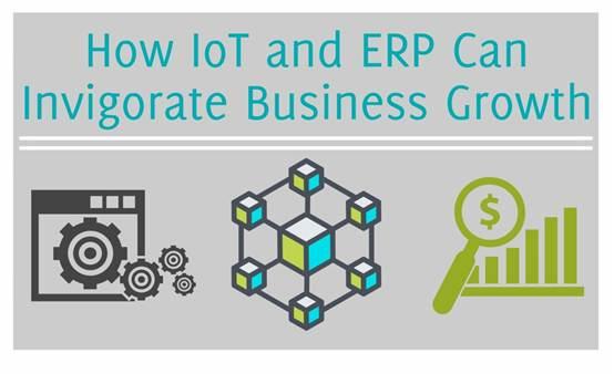 物联网与ERP如何共同推动企业成长