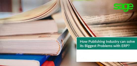 ERP如何为出版业解决业务难题?