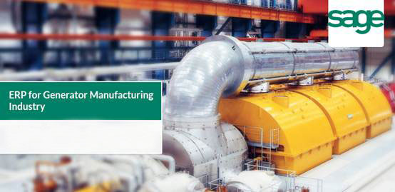 ERP for Generator Manufacturing companies译文
