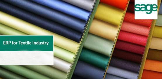 纺织品行业的专属ERP
