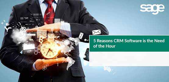 CRM软件如何救企业如水火之中
