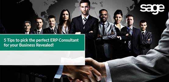 如何选择到最合适的ERP顾问