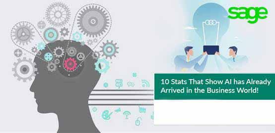 十个数据告诉您,AI已经入侵了企业界