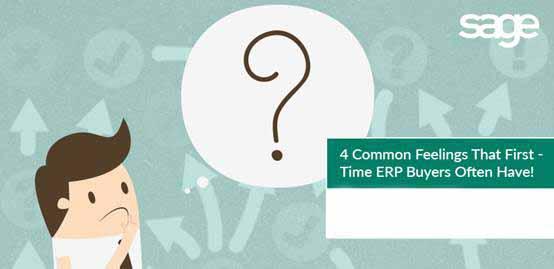 ERP的用户初体验