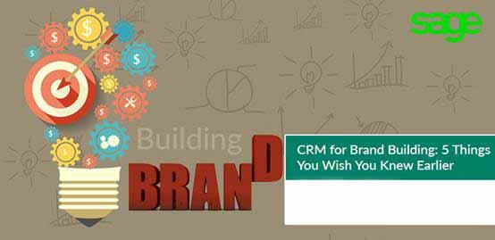 品牌建设大业:CRM系统的五大优势