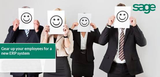 如何让员工接纳新的ERP系统