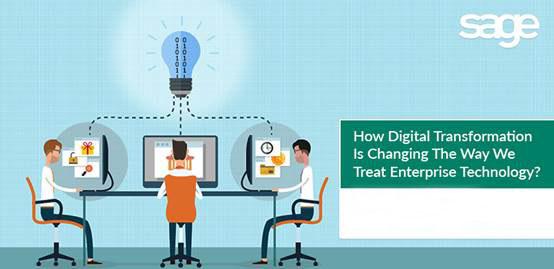 数字化转型对企业技术有何影响