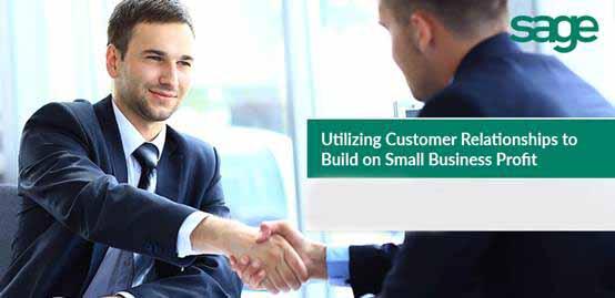 良好的客户关系能让企业受益匪浅