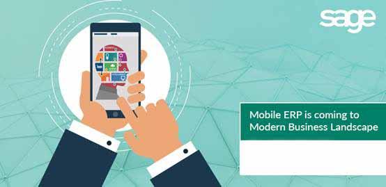 移动ERP已成为现代企业界的新宠
