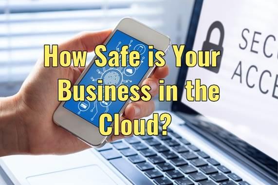 云端是企业的安居之处吗?