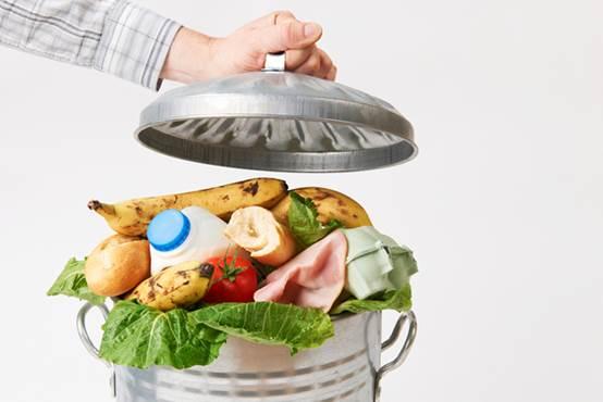 用抄码管理技术减少食物浪费