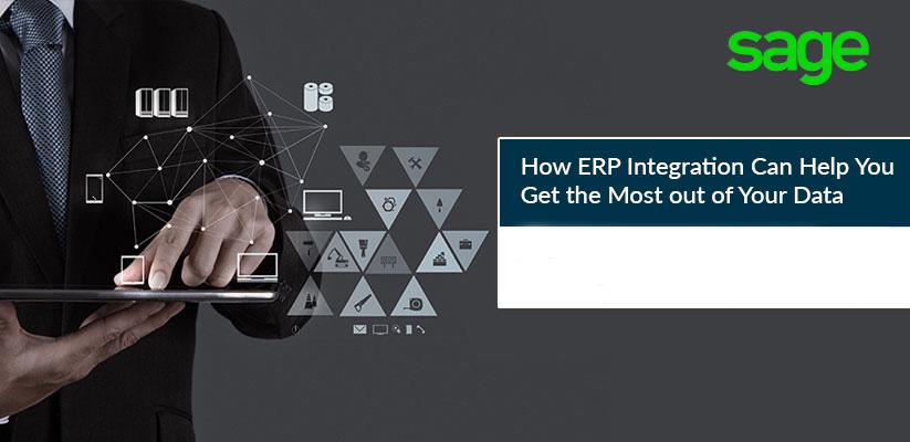 集成ERP如何帮助您充分利用数据